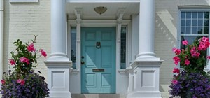 Make a Splash With a Bold New Entry Door