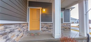 Matching New Siding With Brick or Stone