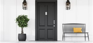 Protecting Your Home With a Strong Entry Door