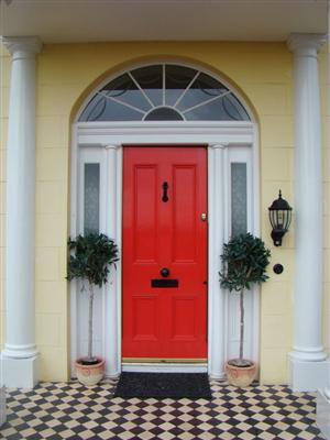 Steel or Fiberglass? Choosing Your Entry Doors