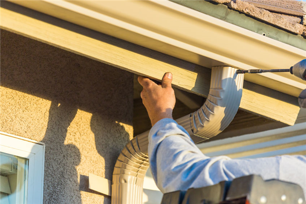 How Anderson Exteriors Can Help with Your Gutters