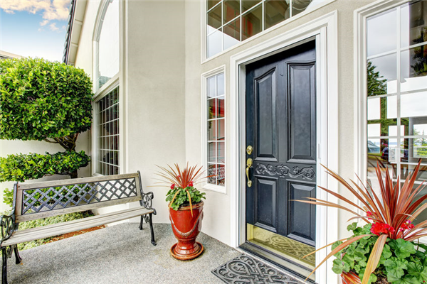 Choosing a Front Door Design You'll Love Coming Home To