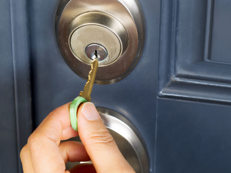 Why Your Entry Door is the Key to Your Home's Security