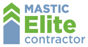 Mastic Elite Contractor Logo